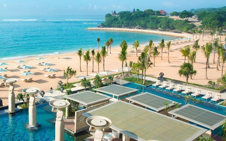 The Mulia Resort en Nusa Dua