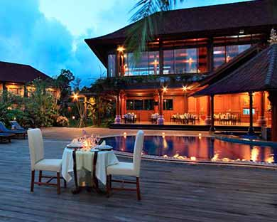 Bhuwana Resort en Ubud