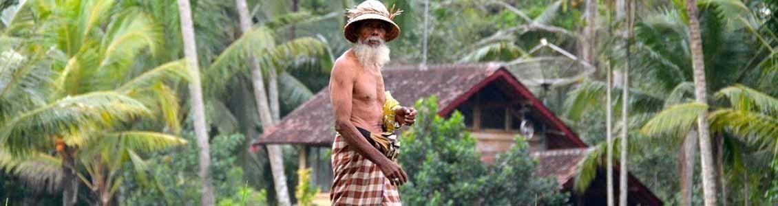 Viaje a lugares remotos de Indonesia 12 días