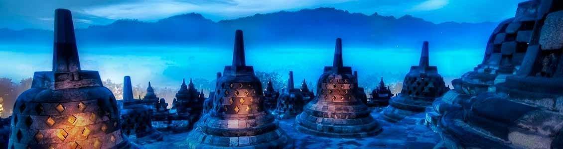 Luna de Miel a Indonesia de 16 días